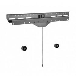Staffa a muro fissa TV LED LCD 37-80'' VESA max 600x400