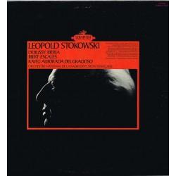 Debussy-Iberia / Ibert-Escales / Ravel-Alborada Del Gracioso: Stokowski