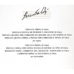 I GRANDI MUSICISTI nr.57 - FRESCOBALDI vol.I