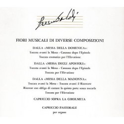 I GRANDI MUSICISTI nr.58 - FRESCOBALDI vol.II
