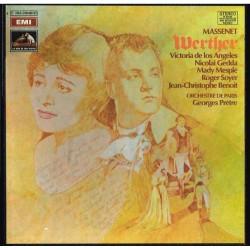 Massenet: Werther - Victoria De Los Angeles, Nicolai Gedda, Mady Mesplé, R. Soyer, J.C. Benoit