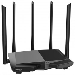 Router Modem ADSL2+ Wireless Dual Band1167Mbps Antenna 5x6dBi Tenda AC7