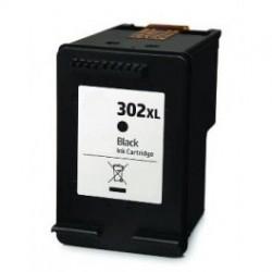 CARTUCCIA COMPATIBILE HP 302XL NERO F6U68AE