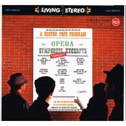 The Boston Pops Orchestra, Arthur Fiedler - Brani sinfonici da opere