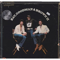 RAY, GOODMAN & BROWN II (USA 1980 POLYDOR PD-1-6299)