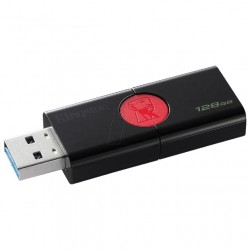 MEMORIA FLASH PEN DRIVE DATA TRAVELER USB 3.1/3.0/2.0  128GB KINGSTON DT106/128GB