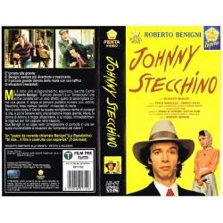 VHS Johnny Stecchino - Roberto Benigni, Nicoletta Braschi (1991)
