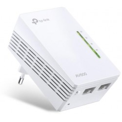 Powerline WiFi Extender 2 porte LAN AV600 TL-WPA4220
