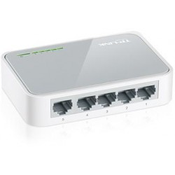 Switch Desktop 5 Porte RJ45 10/100Mbps TL-SF1005D