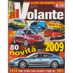 Al Volante 2009 n. 1 Ford Ka 1.2 Titanium-Mazda 2 -Kia Sportage 2.0