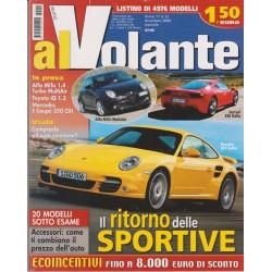 Al Volante 2009 n.12 Alfa MiTo 1.4-Toyota iQ 1.3-Mercedes E Coupe 350 CDI