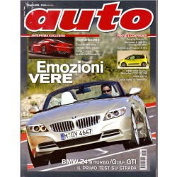 Auto  5-2009 Porsche Boxster S-Mercedes E 350 CDI-Citroen C3 Picasso 1.6 16V