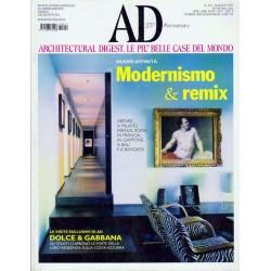 AD nr.312 maggio 2007 Modernismo & remix, Dolce & Gabbana