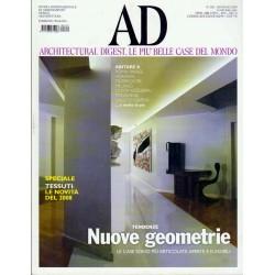 AD nr.320 Gennaio 2008 Nuove geometrie, speciale tessuti