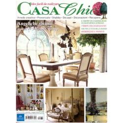 Casa Chic Nr. 35 Maggio 2009 Angeliche visioni, a casa di Michael Trapp