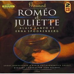 Gounod-Romeo Et Juliette:J.Fournet,Radio Filharmonisch Orkest,Vanzo,Spoorenberg