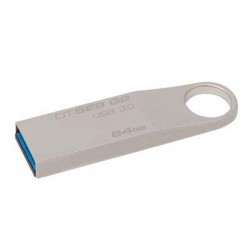 MEMORIA FLASH PEN DRIVE DATA TRAVELER USB 3.0  64GB KINGSTON DTSE9G2/64GB