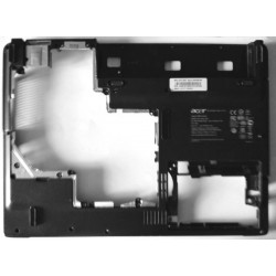 Acer Aspire 5600 Cover inferiore scocca Lower Bottom Base Case + Speakers