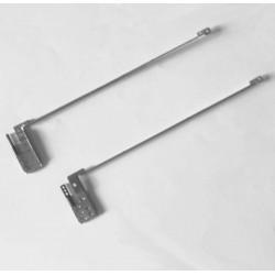 Acer Aspire 5600 Staffe (brackets) display + cerniere (hinges) destra e sinistra