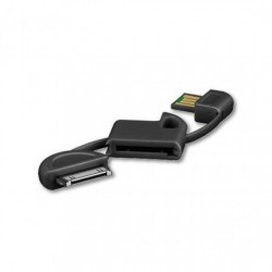 Cavo dati portachiavi USB per iPad iPhone iPod 30pin