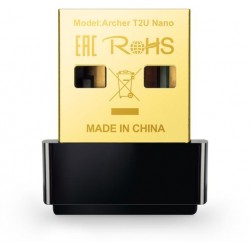 Adattatore USB Wifi Dual-Band 600Mbps Nano Size Archer T2U