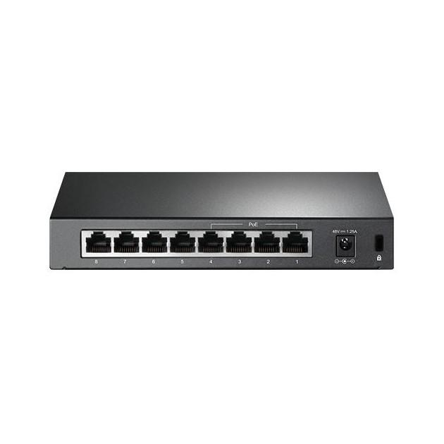 Switch desktop 10/100Mbit 8 porte con 4 porte PoE TL-SF1008P