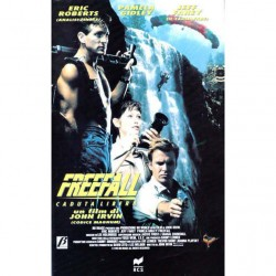 VHS Freefall (Caduta Libera) - Eric Roberts, Pamela Gidley, Jeff Fahey (1993)