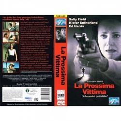 VHS La Prossima vittima - Sally Field, Kieger Sutherland,Ed Harris (1997)