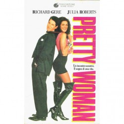 VHS Pretty Woman - Richard Gere, Julia Roberts (1991)