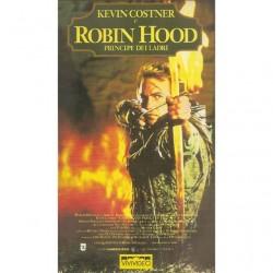 VHS Robin Hood - Kevin Costner, Morgan Freeman (1991)