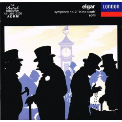Elgar - Symphony No. 2 / 'In The South': Georg Solti, London Philharmonic Orchestra