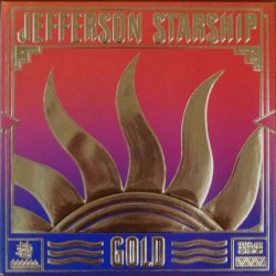 "Jefferson Starship - Gold (ITA 1979 Grunt - FL 13247) LP 12""."