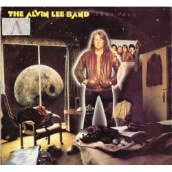 "The Alvin Lee Band - Free Fall (ITA 1980 Avatar Records AALP 5002) LP 12""."