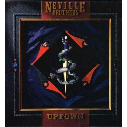 "The Neville Brothers - Uptown (EU 1987 EMI America 038-7 46754 1) LP 12""."