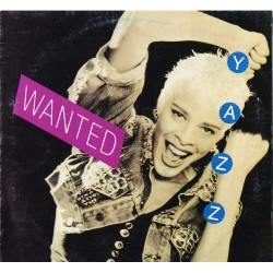 "Yazz - Wanted  (ITA 1988 Big Life YAZZ 1)  LP 12""."