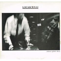 """Mimmo Locasciulli - (Adesso Glielo Dico) (ITA 1989 RCA PL 74117) LP 12""""."""