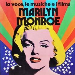 """Marilyn Monroe - La Voce, Le Musiche E I Films (ITA 1974 RCA Victor TPL1 7025(e)) LP 12""""."""