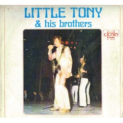 "Little Tony And His Brothers - Rock 'N Roll (ITA 1974 Durium BL 7052) LP 12""."