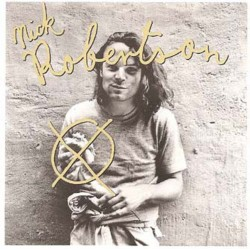 Nick Robertson And Slice  - Bullet Proof Boy (US 1990 Charisma Records America 2-91422) CD