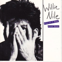Willie Nile - Places I Have Never Been (EU 1991 Columbia, Sony 467855 2) CD