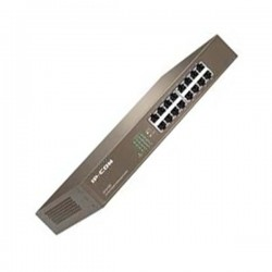 Switch 16-Port Gigabit Ethernet da rack IP-COM G1016D