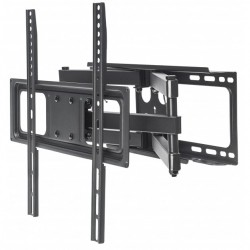 "Staffa a Muro Basic per TV VESA 400x400 32""-55'' Full-Motion"