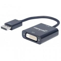 Adattatore da DisplayPort 1.2a a DVI-D