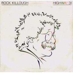 """Rock Killough - Highway 31 (US 1980 Elektra 6E - 260) LP 12""""."""