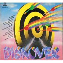"""Vari - Diskover (ITA 1984 Globo Records GNB 2001) LP 12"""", promo"""