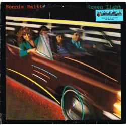 "Bonnie Raitt - Green Light (GER 1982 Warner Bros.  WB K 56 980) LP 12""."