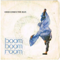 "Boom Boom Room: Here Comes The Man / Days Like These (ITA 1986) 7"" 45 giri"