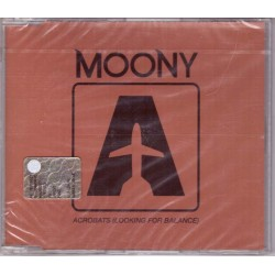 Moony - Acrobats (Looking For Balance) (ITA 2003 Airplane! Records 5050466177124) CD, Single