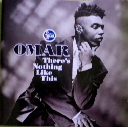 Omar - There's Nothing Like This (GER Talkin' Loud, Kongo Dance 510 021-2) CD