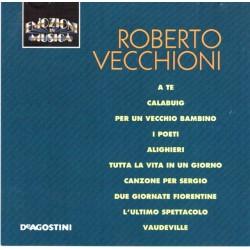 Roberto Vecchioni - Emozioni In Musica (ITA 1992 DeAgostini IT 9163/64) CD